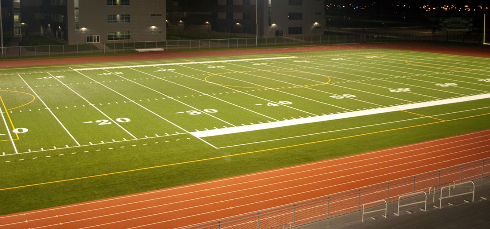 Bismarck Public Schools Athletic Complex Football Field