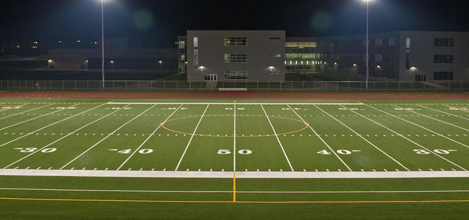 Bismarck Public Schools Athletic Complex Football Field 2