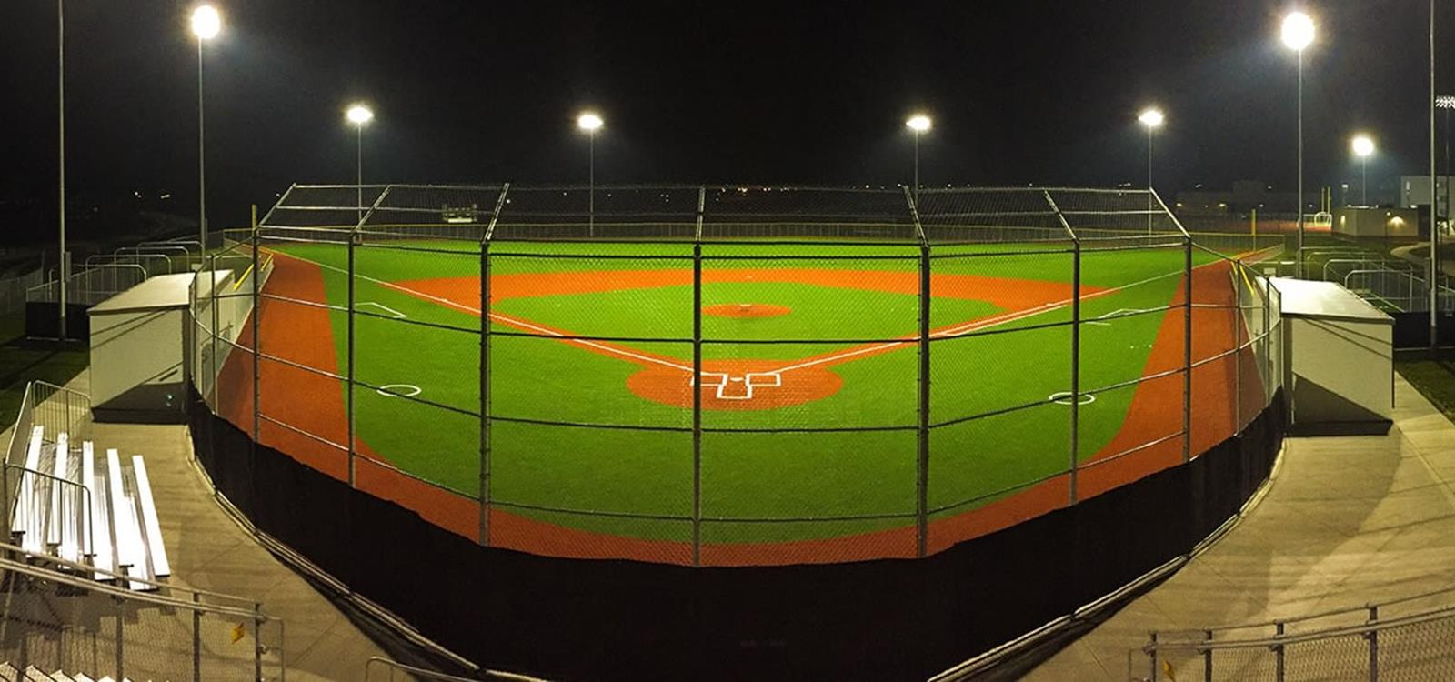 Bismarck Public Schools Athletic Complex Baseball Field 2