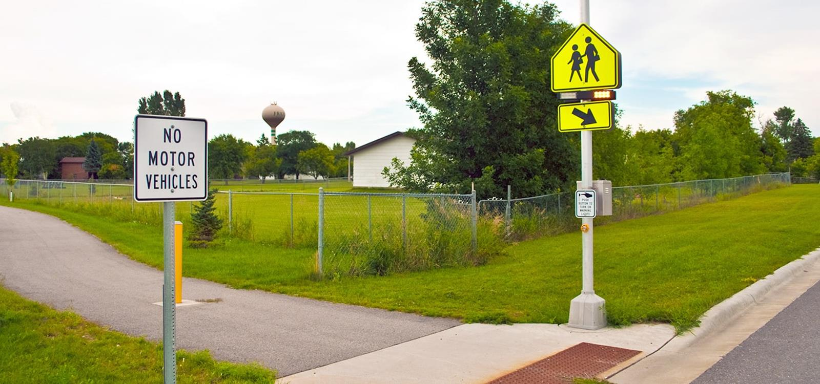 Safe Routes to School Path