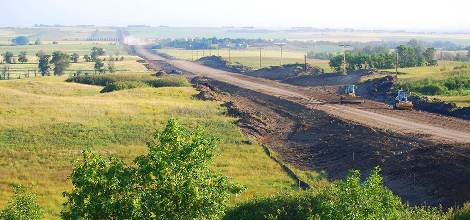 Mountrail County Construction