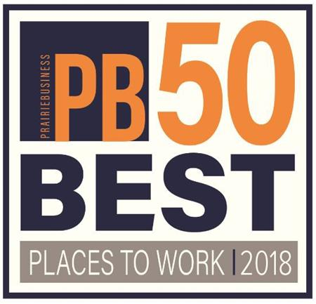 Apex Named On the Prairie Business 50 Best Places to Work List for a Second Year