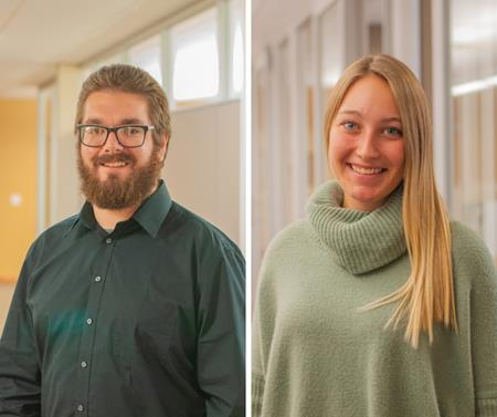 Two New Employees Join the Apex Team